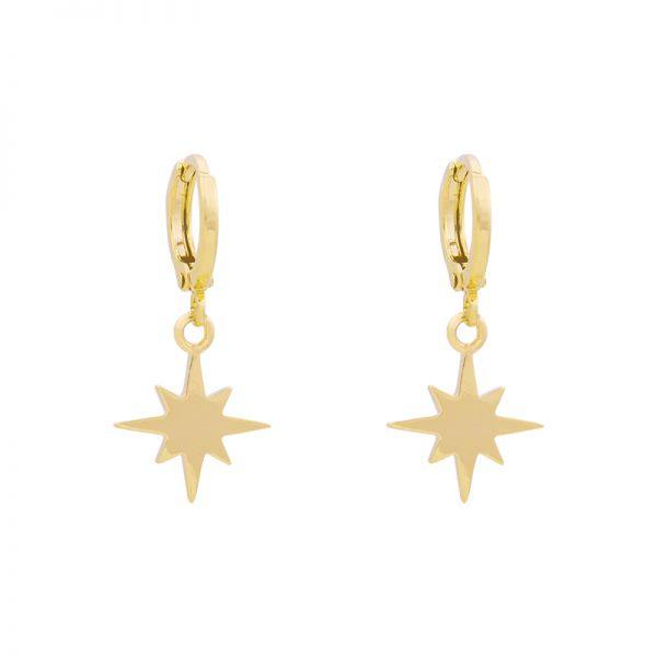 Earrings Universe Star