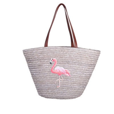 Beach Bag Flamingo