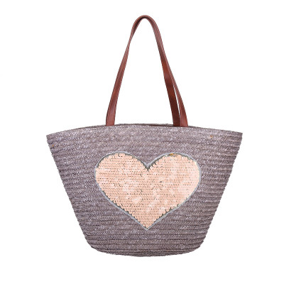 Beach Bag Heart