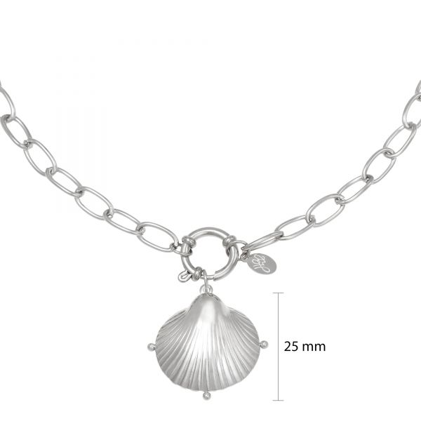 Ketting clam shell