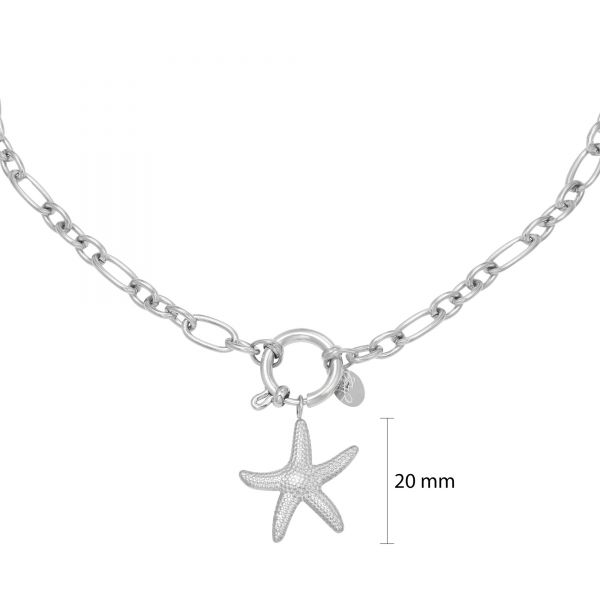Collier starfish