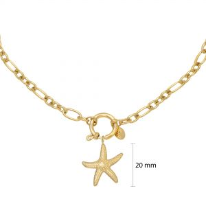 Collar starfish