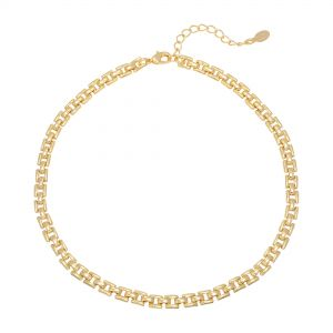 Collier Square Chain