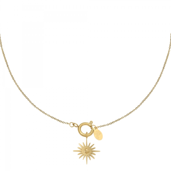 Necklace nova star