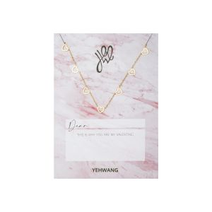 Collier Love Open Hearts Extra
