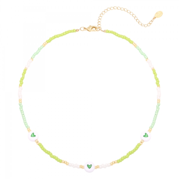 Collar Heart Colors