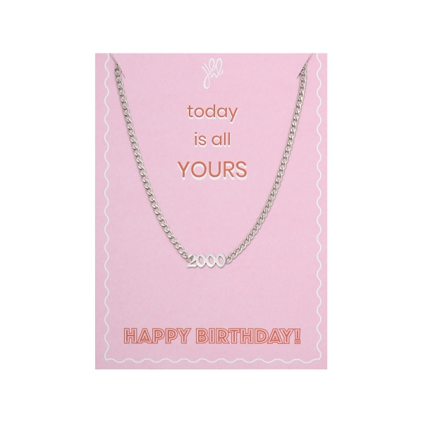 Ketting Today Is Yours - 2000