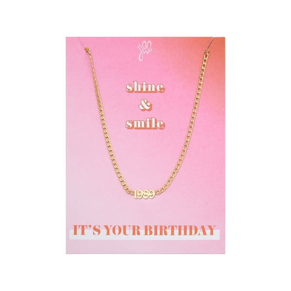 Necklace It's Your Day - 1989