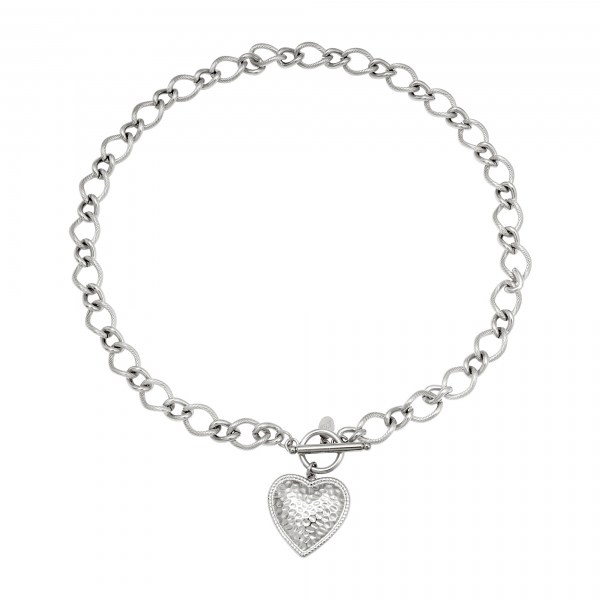 Collier heart of gold