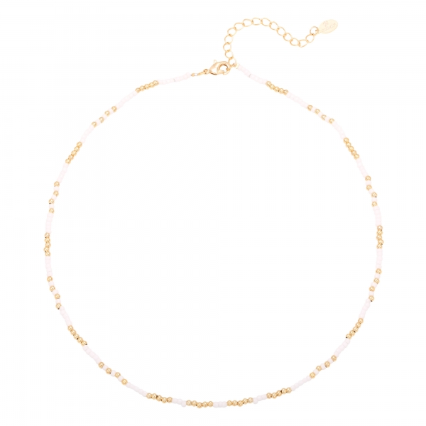 Collier mystic beads
