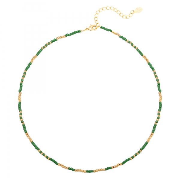 Halskette mystic beads