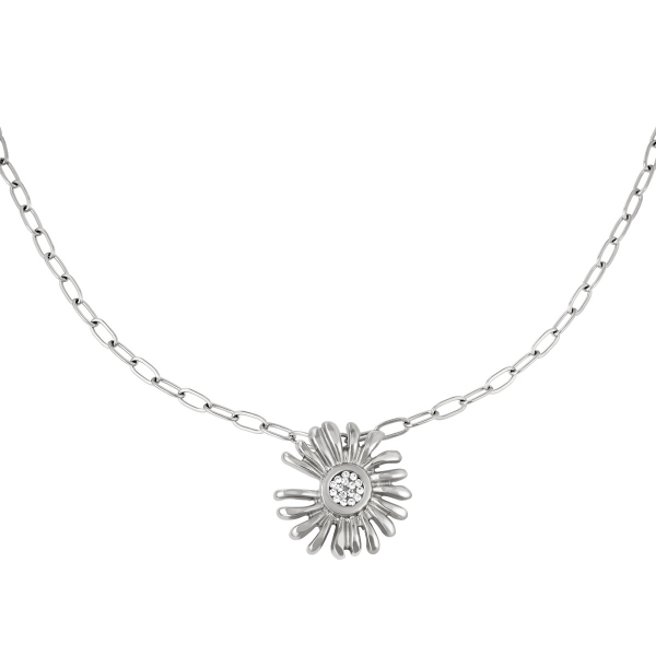 Necklace flower garden