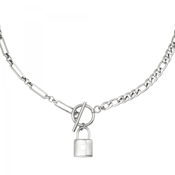 Necklace chain & lock