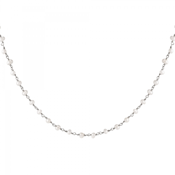 Collier chain of perles