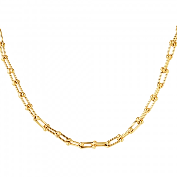 Necklace linked chain