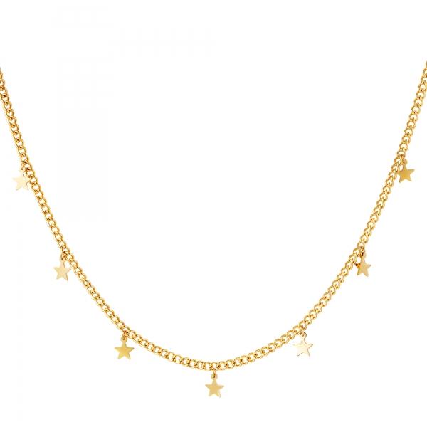 Necklace little stars