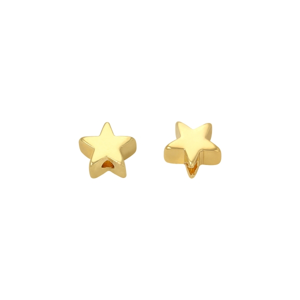 Diy beads star - 5.2mm