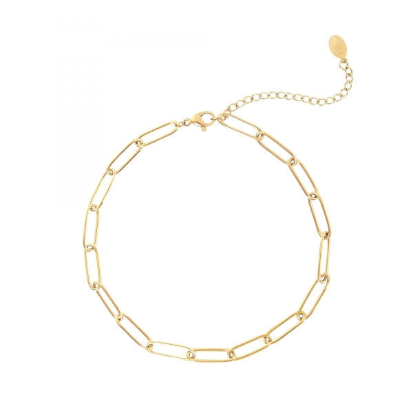 Anklet Plain Chain