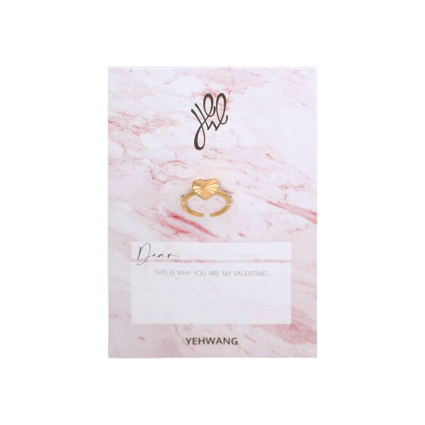 Anillo Heart Light