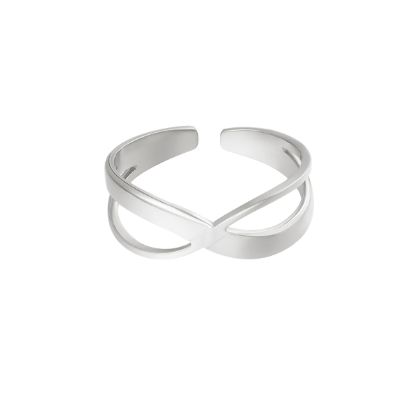Bague intertwined
