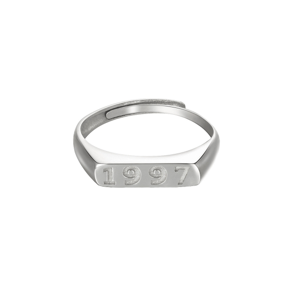 Bague Year Of Birth - 1997