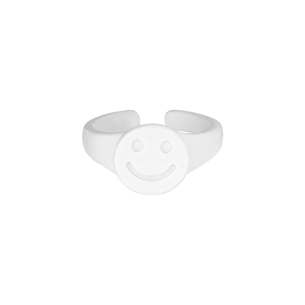 Candy ring smiley gesicht