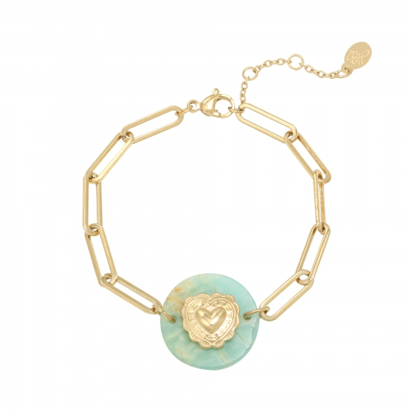 Pulsera Nature Heart