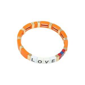Bracelet Colourful Love