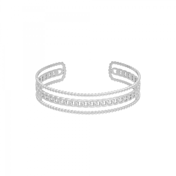 Pulsera triple chains