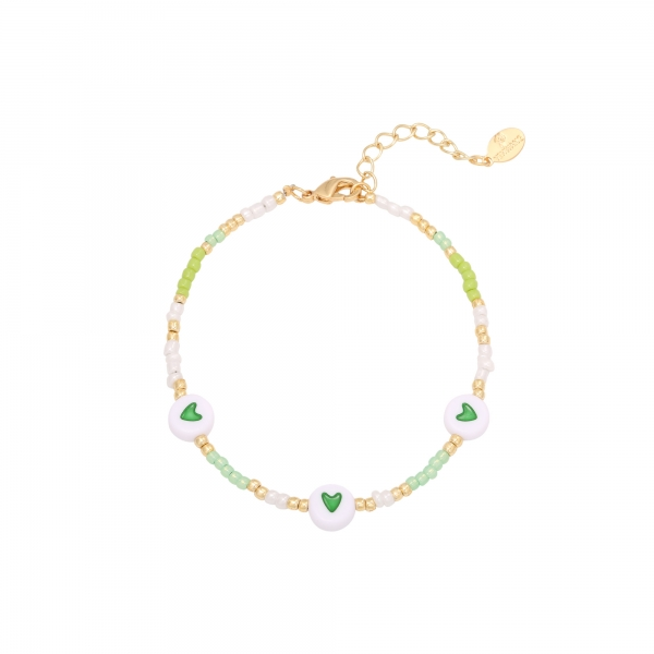 Pulsera Heart Colors