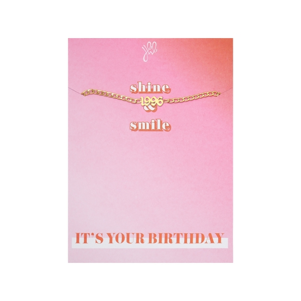 Pulsera It's Your Day - 1996
