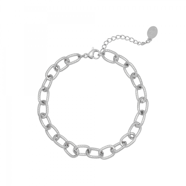 Bracelet Chiseled Chain