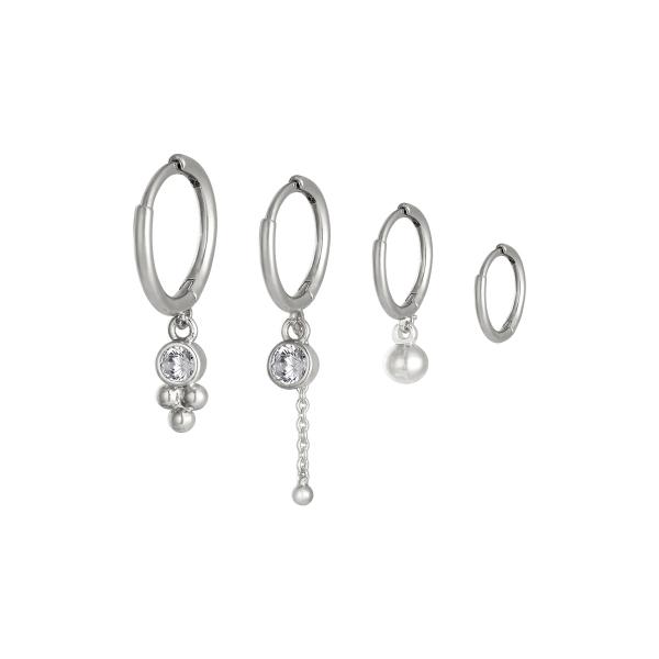 Earrings Set Four In a Row