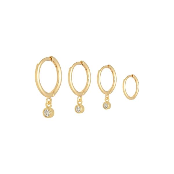Earrings Set Charmed