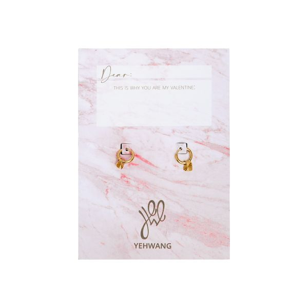 Pendientes Heart Light