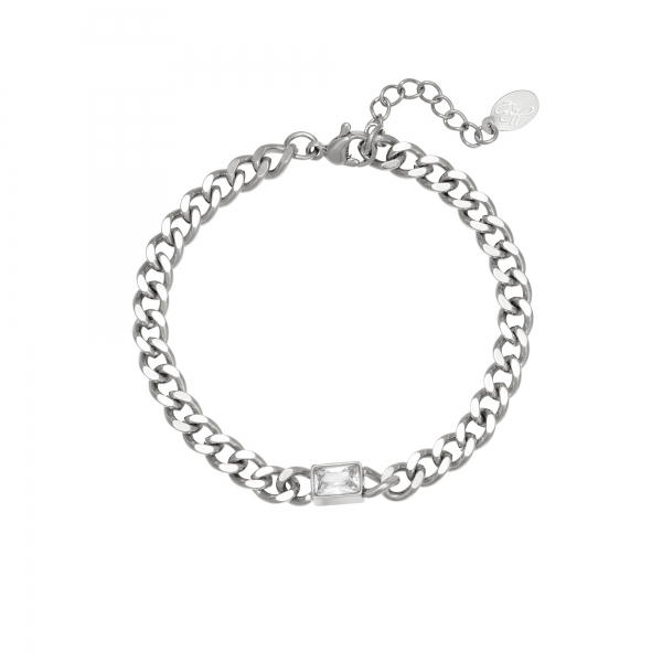 Bracelet diamond in chain