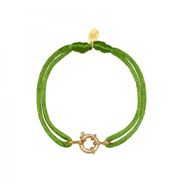 Pulsera satin wheel