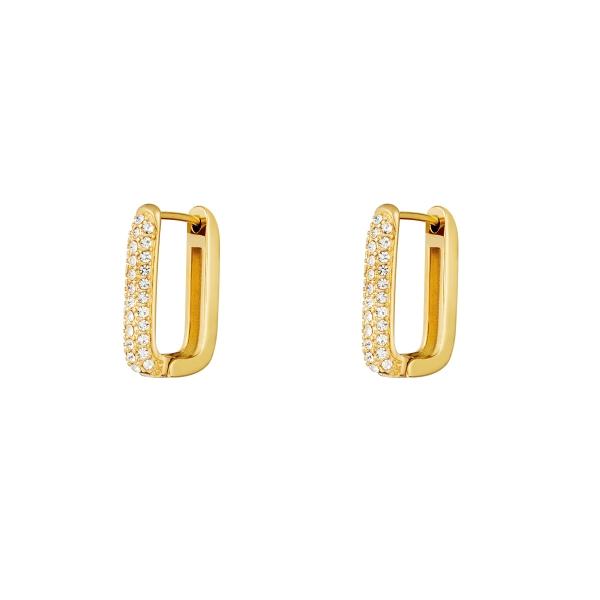 Earrings Shimmer Spark