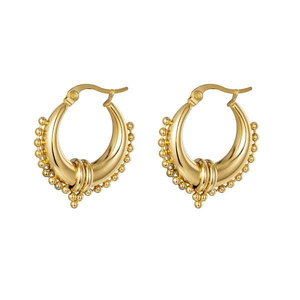 Boucles d'oreilles saraswati