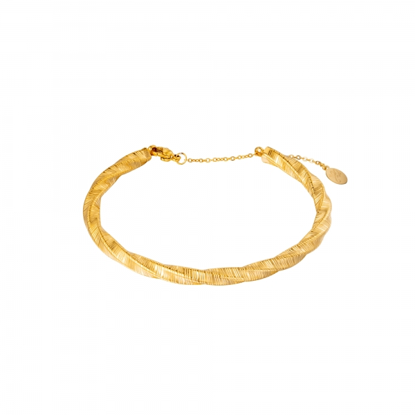 Pulsera bangle twist