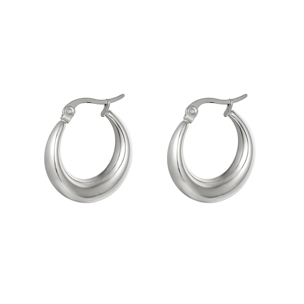 Earrings Arched