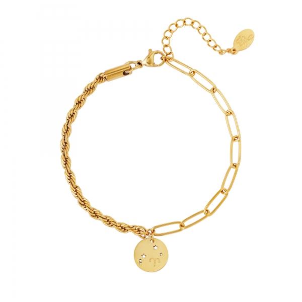 Bracelet zodiac sign Aries