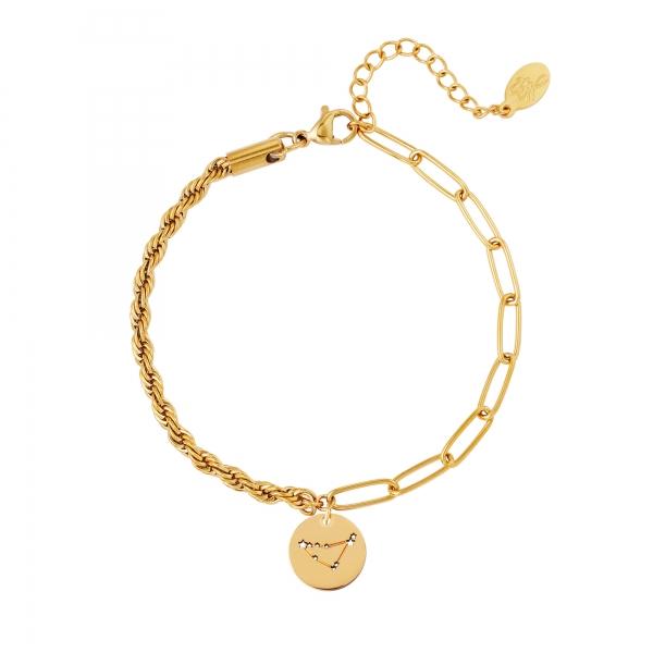 Armband sterrenbeeld Steenbok
