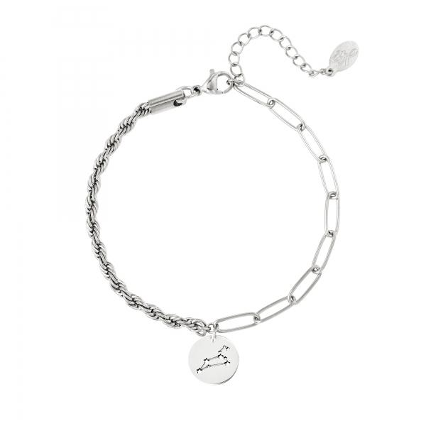 Armband sterrenbeeld Leeuw