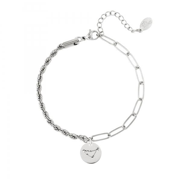 Bracelet signe du zodiaque Capricorne