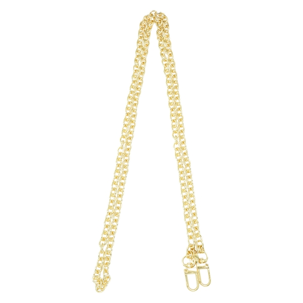 Phone lanyard - metal chain