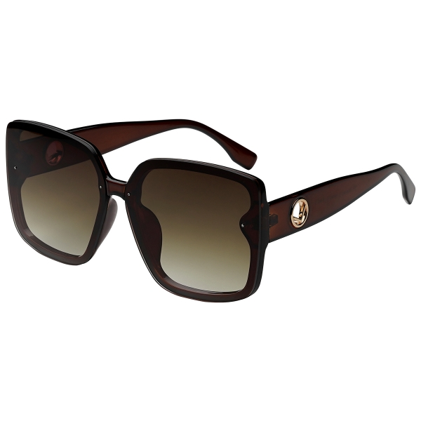 Square shaped sunglasses