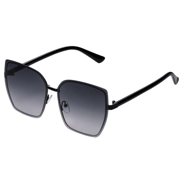 Black sunglasses with small frame