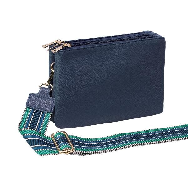 PU bag with strap
