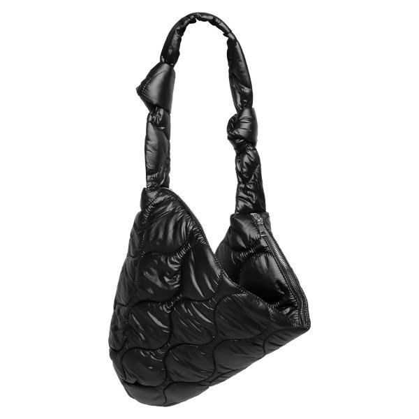 Padded shoulder bag